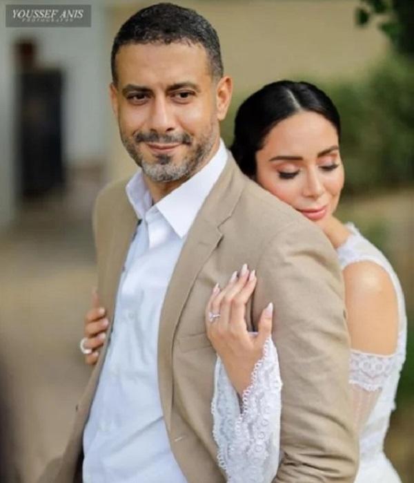 زفاف محمد فراج