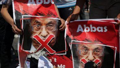 الإطاحة بمحمود عباس
