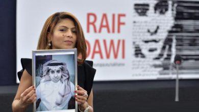 الناشط السعودي رائف بدوي