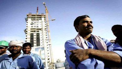 العمال الهنود في الخليج