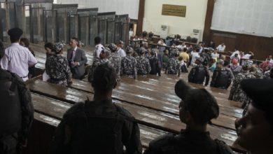 دعوة القوى الدولية للتدخل في عمليات الإعدام في مصر