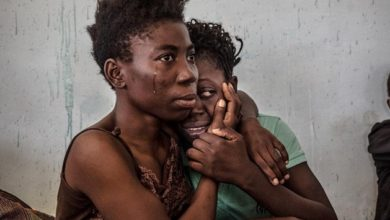 قاصرات أفارقة يتهمون حراس مركز الاحتجاز في ليبيا بالاعتداء الجنسي