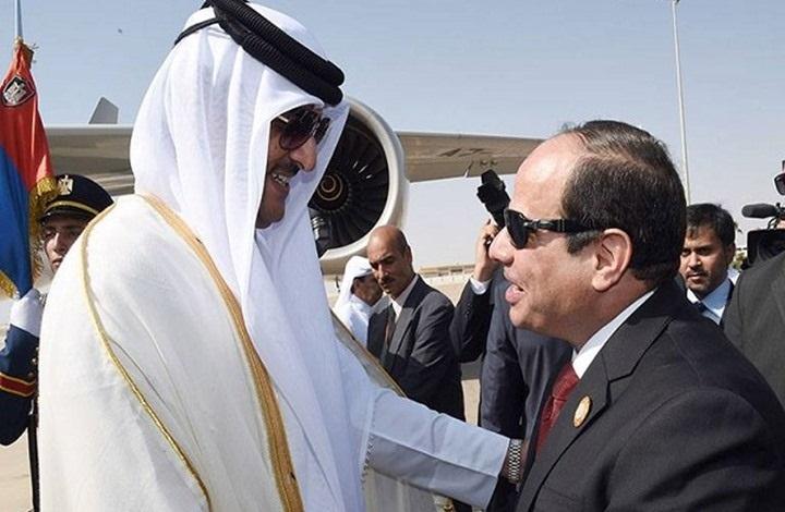 قطر تستقبل أول سفير مصري منذ حصار 2017