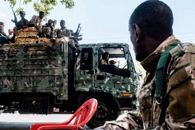 إثيوبيا تزعم استهداف المقاتلين وليس المدنيين في تيغراي