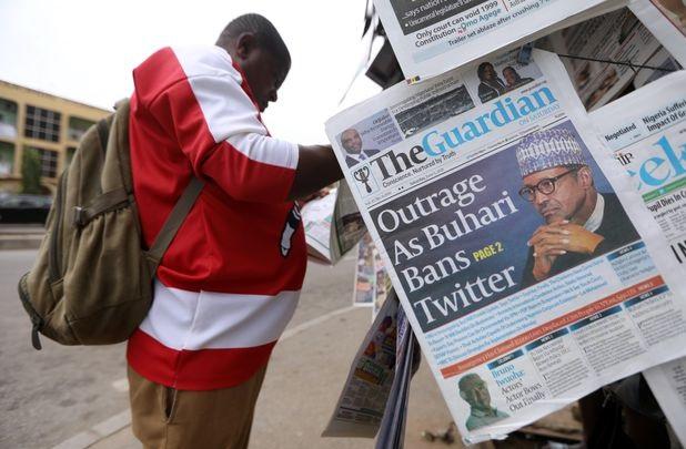النيجيريون يتخذون إجراءات قانونية ضد حظر الحكومة على تويتر