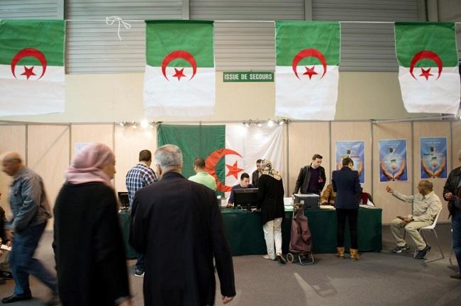 تجري الجزائر انتخابات برلمانية مبكرة