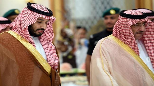 الأمير السعودي المختفي محمد بن نايف