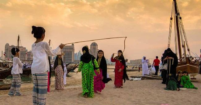 قطر تطلق كتاباً عن حقوق الإنسان والتنمية المستدامة
