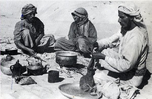 طعام البدو