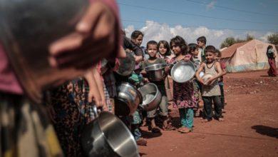 العالم يواجه أسوأ أزمة غذاء منذ 12 سنة