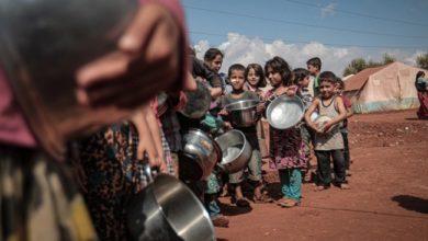 الجوع يقتل 11 شخصًا كل دقيقة في العالم