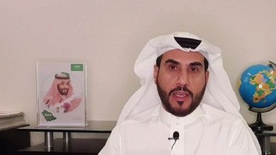 الصحفي السعودي عبد الحميد الغبين