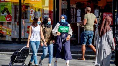 يمكن حظر الحجاب في العمل في ظروف معينة