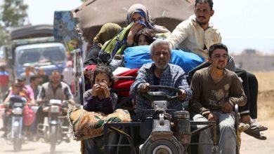 محادثات لإنهاء القتال في درعا