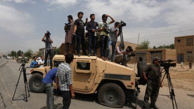 المخابرات الأفغانية تعتقل أربعة صحفيين بتهمة ترويج الدعاية