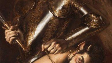 لوحة الشيطان بن زايد