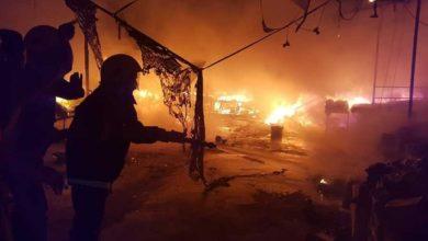 عشرات القتلى في حريق اندلع في مستشفى لمرضى كورونا بالعراق
