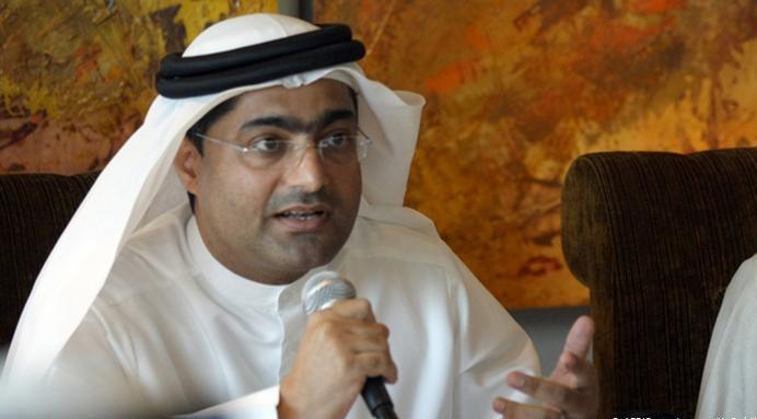 الناشط الإماراتي المعتقل أحمد منصور
