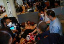 مهاجرين من تونس والمغرب يشرعون بإضراب عن الطعام في بلجيكا