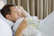 نزلات البرد والإنفلونزا