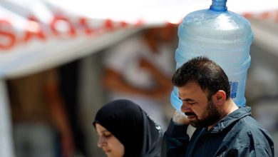 أزمة المياه والجفاف يهددان 12 مليونًا في سوريا والعراق