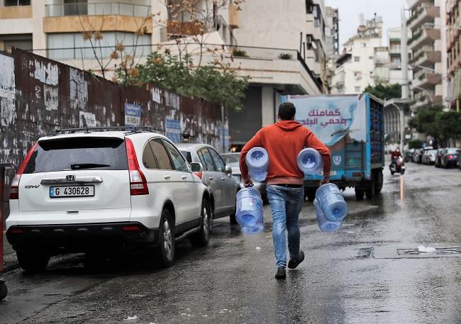 ملايين اللبنانيين يواجهون نقص المياه