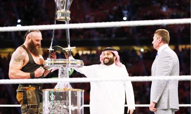 اتحاد المصارعة العالمي يرفض إقامة بطولات في السعودية رفضًا لانتهاكاتها