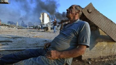 ضحايا انفجار بيروت يكافحون للعودة إلى ديارهم