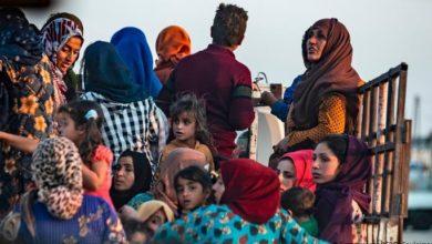 المدنيين في جنوب سوريا تحت الحصار