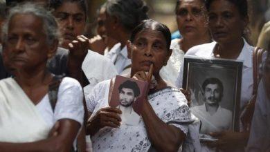 عائلات الاختفاء القسري في سريلانكا محرومون من العدالة