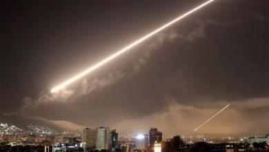 الجيش الإسرائيلي يقصف مواقع في القنيطرة في سوريا