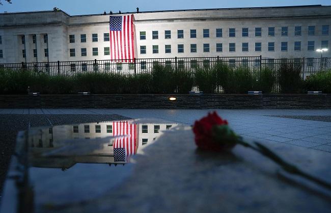 العثور على دفتر مرتبط بهجمات 11 سبتمبر يحتوي على رسومات الطائرة