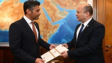 السفير الإماراتي